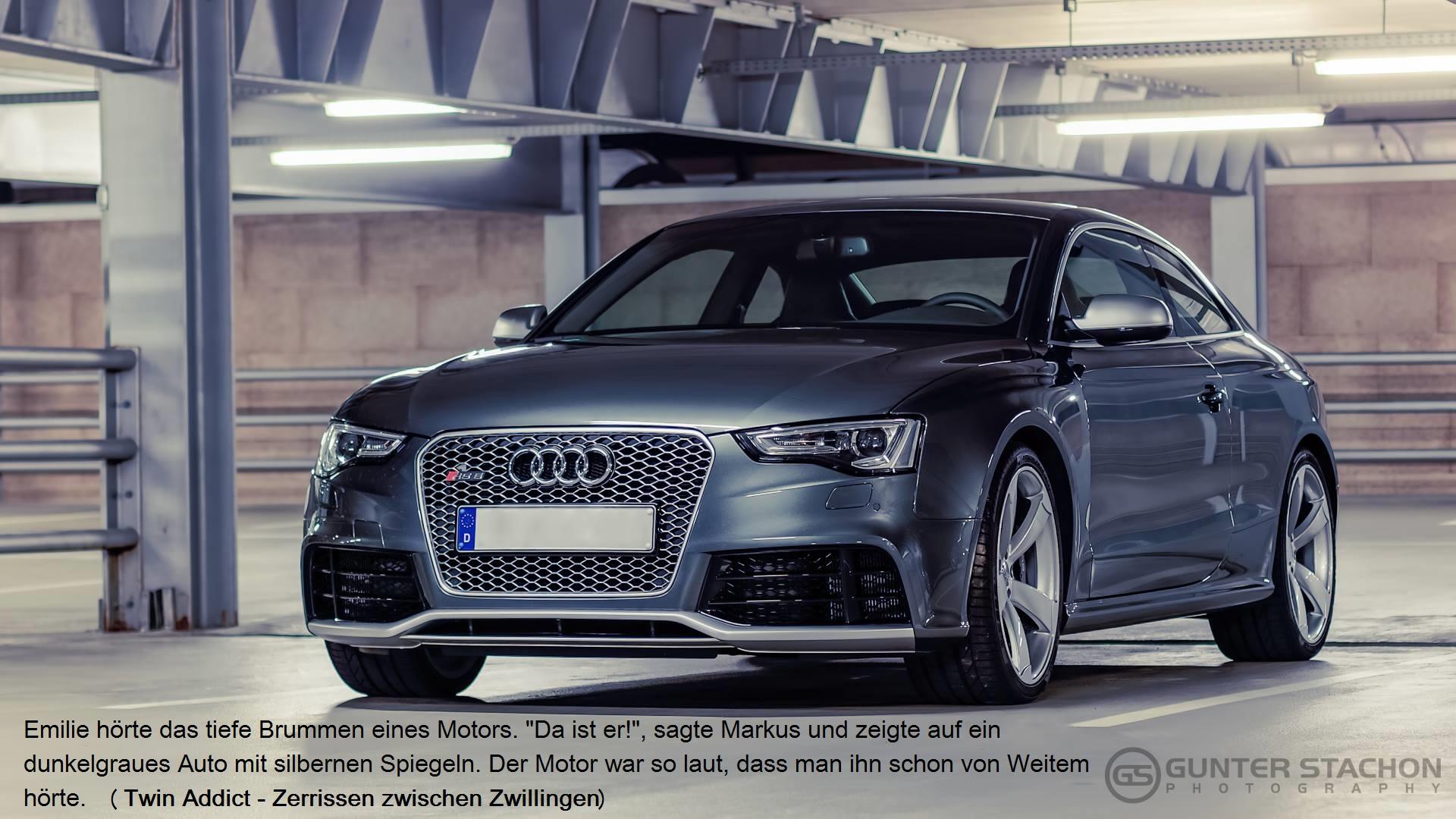 Twin Addict Audi RS5